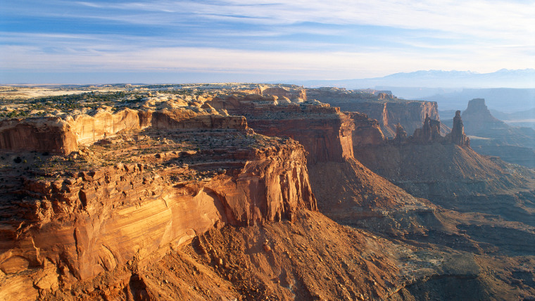 Family Travel Guide: Island in the Sky, Canyonlands National Park