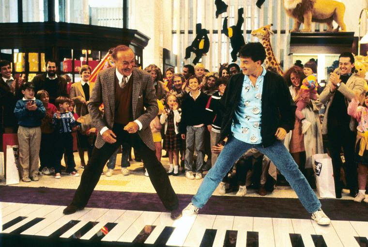 """Tom Hanks' famous piano scene in """"Big"""""""