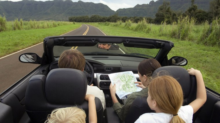 Family road trip: Travel tips