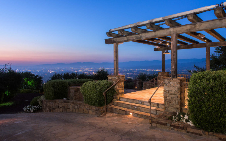 Eva Longoria Hollywood Hills home