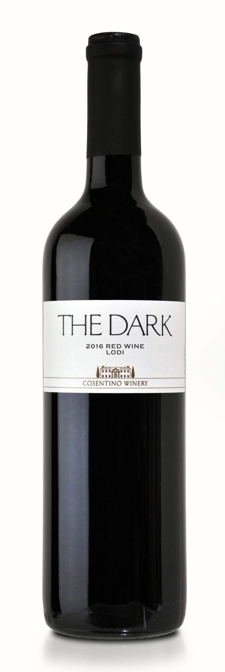 Cosentino 'The Dark' red blend