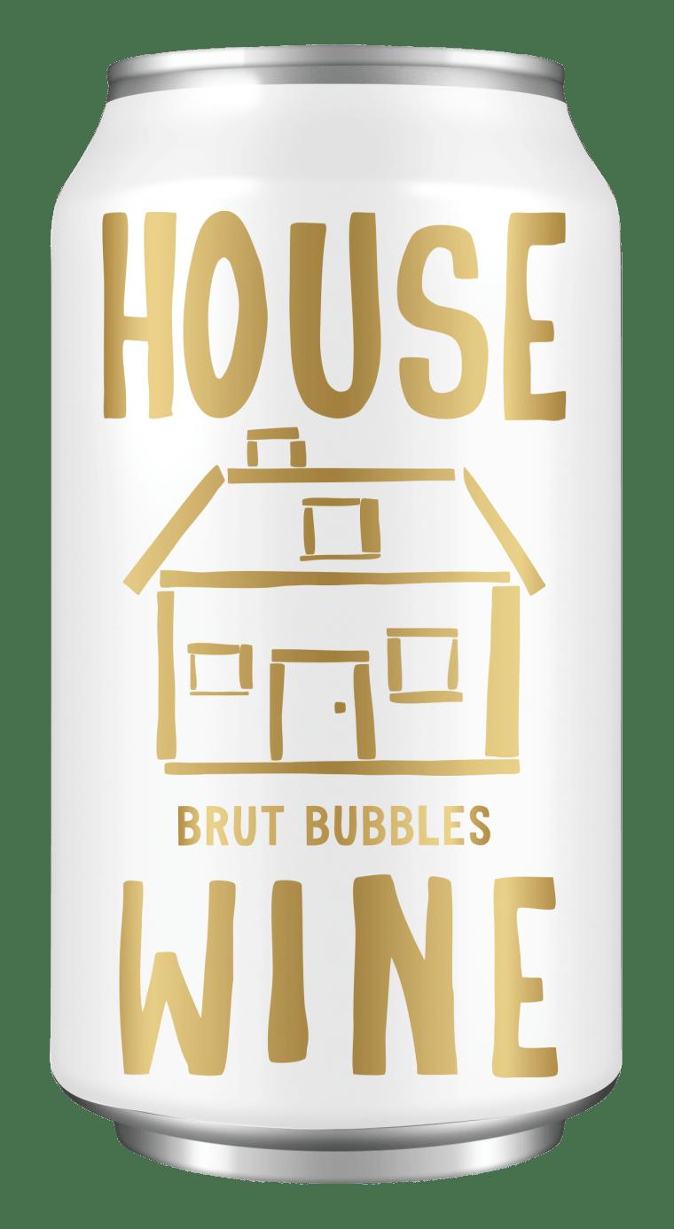 House Wine Brut Bubbles