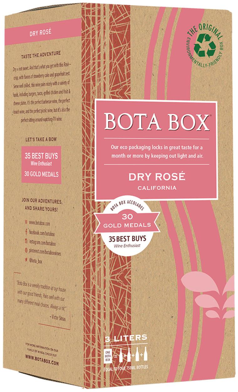 Bota Box Dry Rose