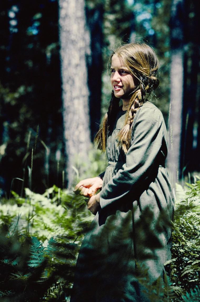 Melissa Gilbert, Little House on the Prairie