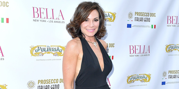 Luann de Lesseps, Hamptons, Real Housewives