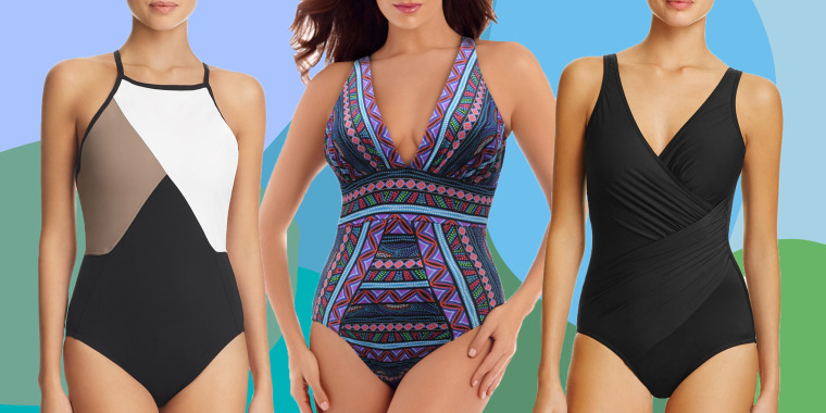 MiracleSuit One piece bathing suit