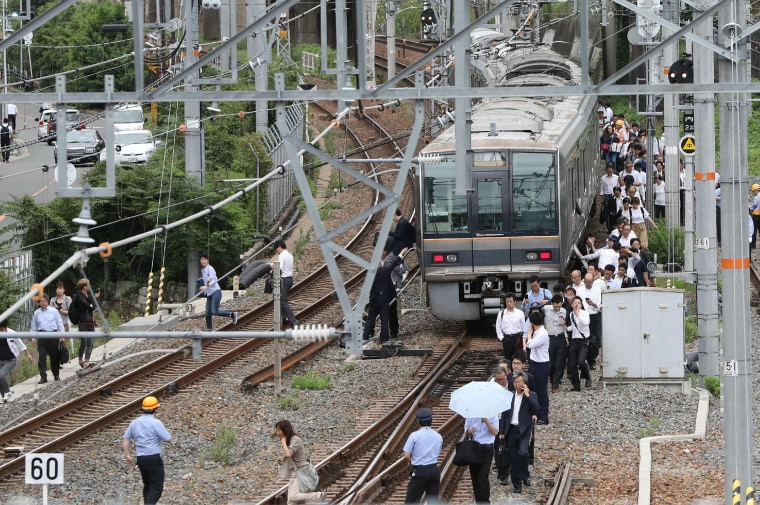Image: Japan earthquake