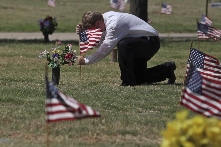 Image: Veteran Grave