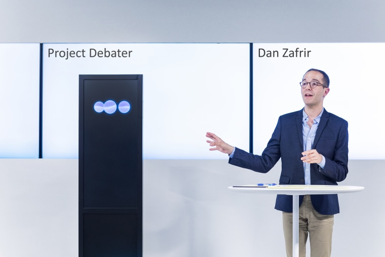 Image: IBM Project Debater