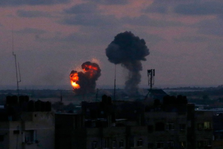Image:  Gaza