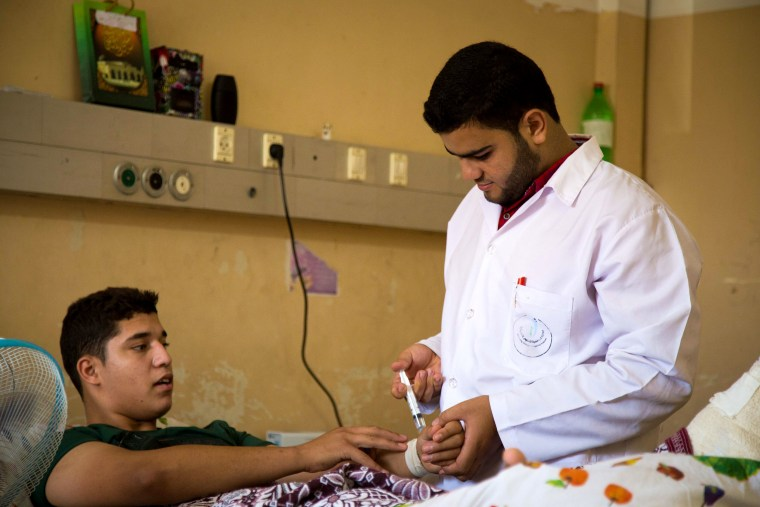 Image: Inside Gaza