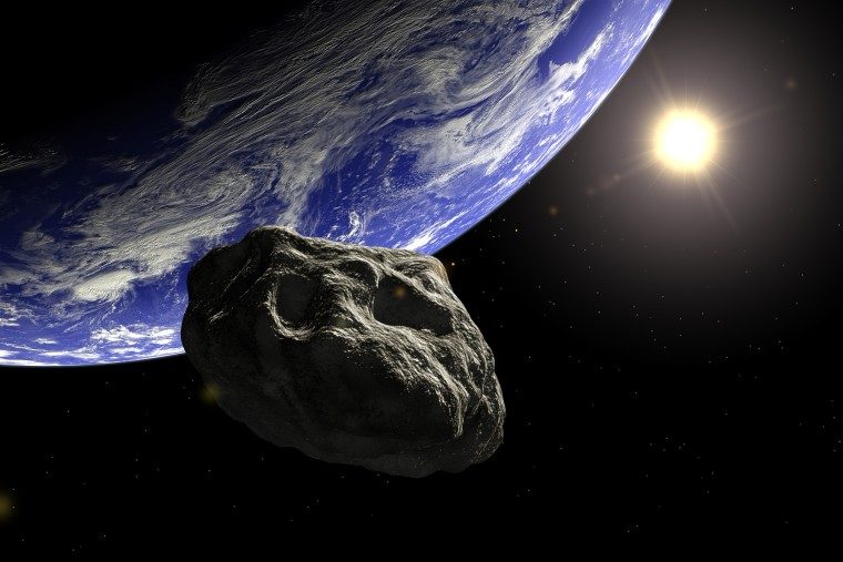 asteroid deflection methods