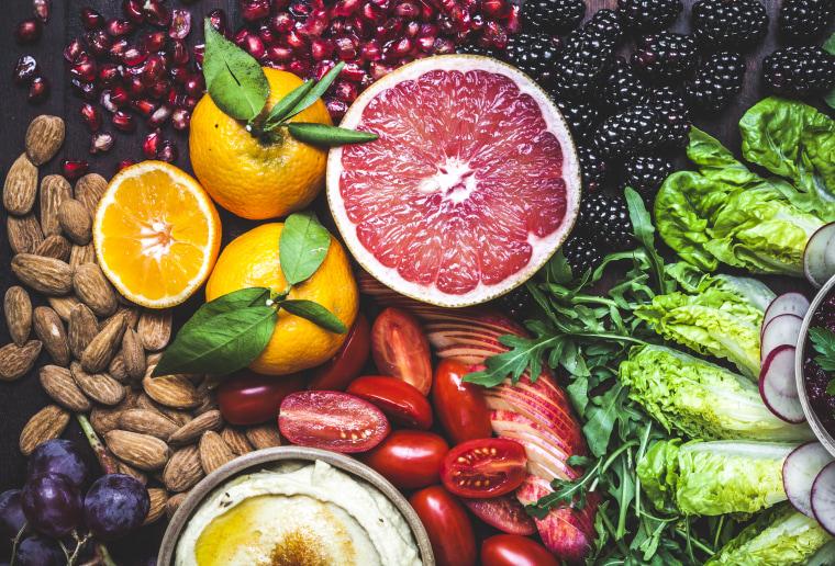 Image: Healthy snacks
