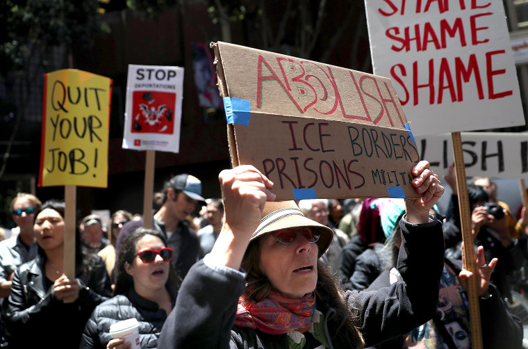 Abolish Ice Is The New Rallying Cry For Progressive Democrats