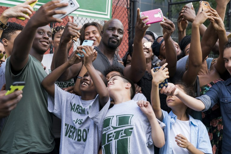 Image: Mike Colter in Marvel's Luke Cage season 2.