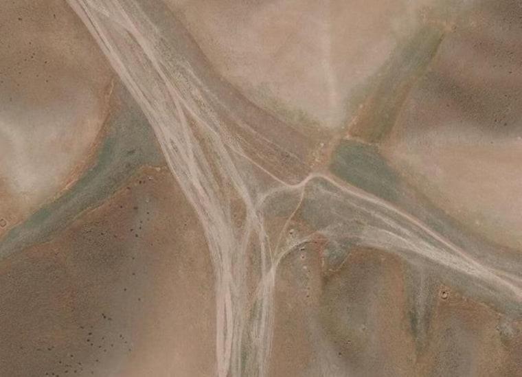 Image: Afghan road