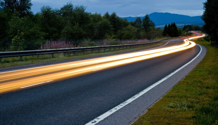 Smart Road Technology Could Turn Highways Into Crash Sensing