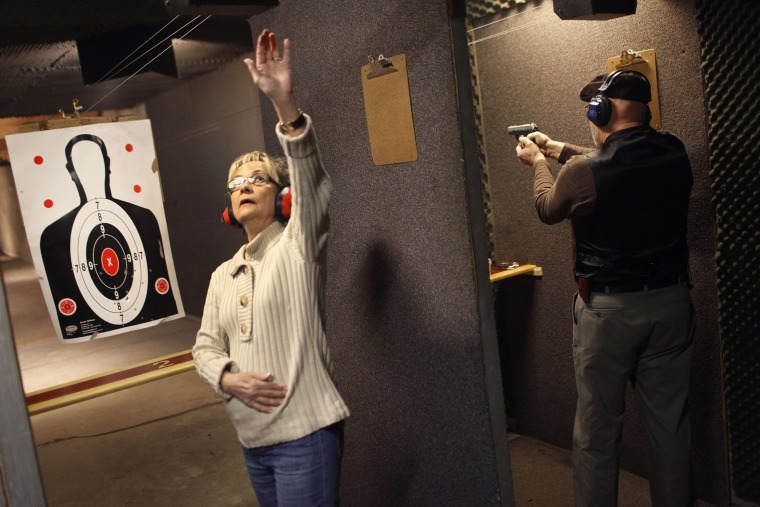 Image: Shooting Range