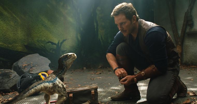 Image: Jurassic World: Fallen Kingdom Film - 2018