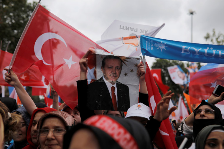 Image: Turkey elections