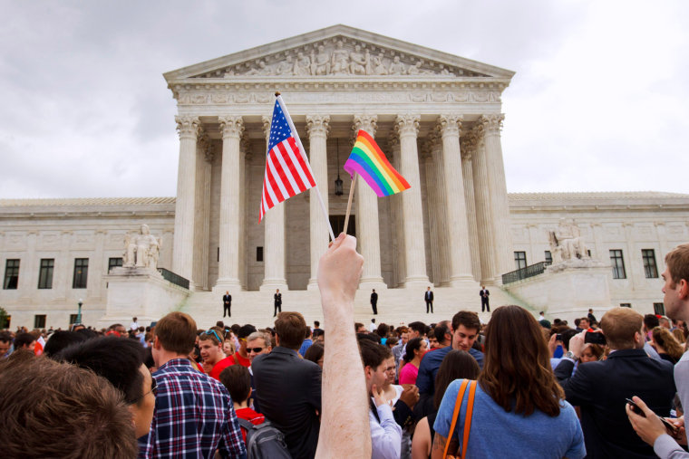 Image: Supreme Court Declares Marriage Equality