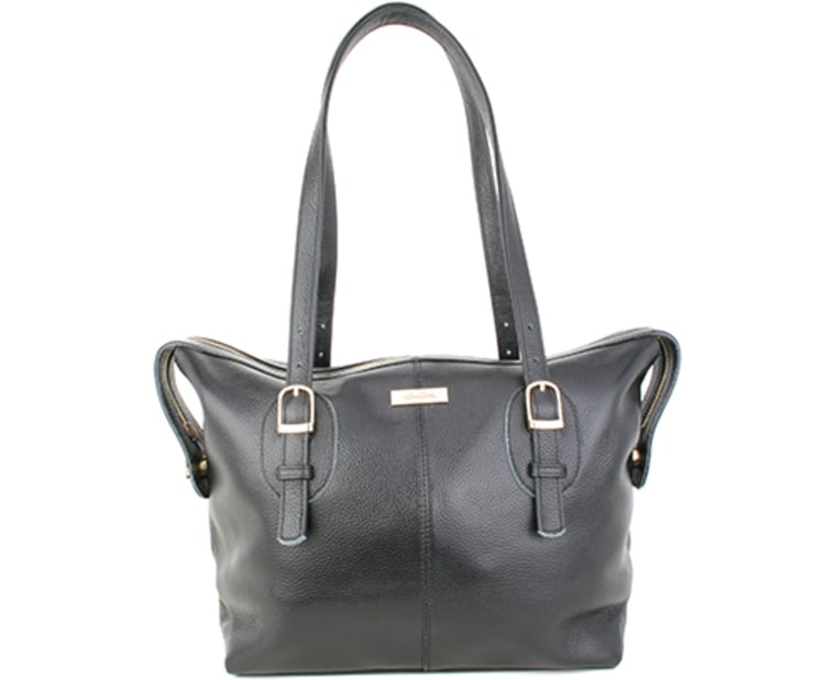 The black Faye bag from Onna Ehrlich