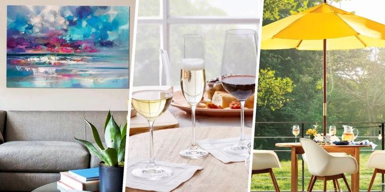 home d?cor sale, wayfair, fourth of july sale