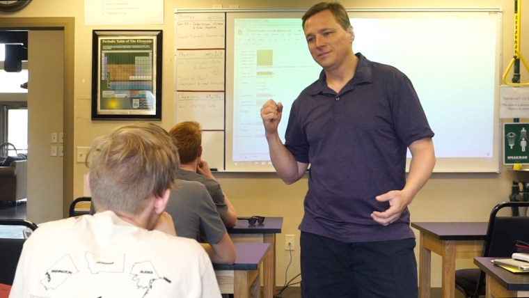 WayPoint Academy treats high school boys with anxiety