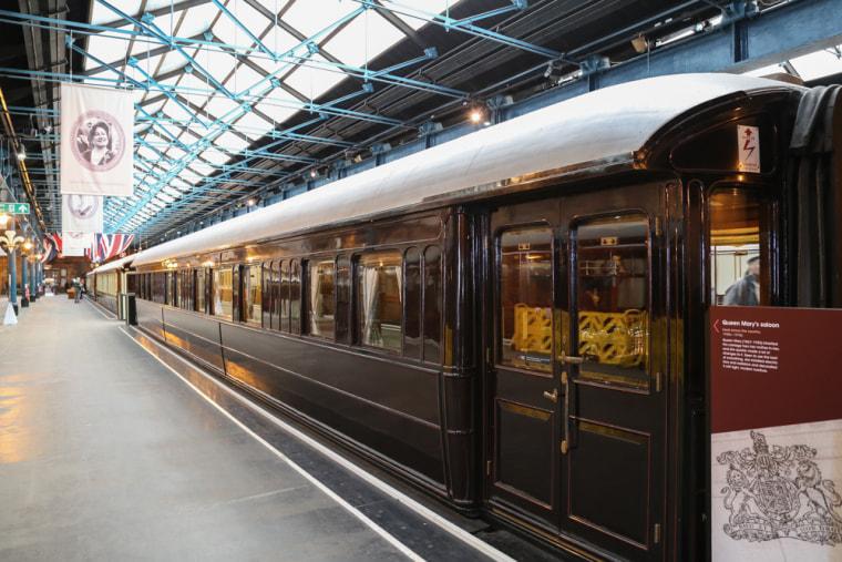 Royal trains