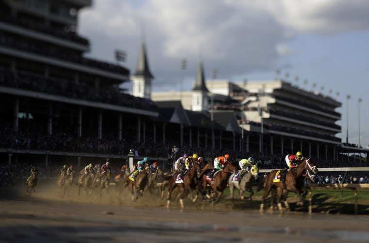 Louisville, Kentucky: Kentucky Derby