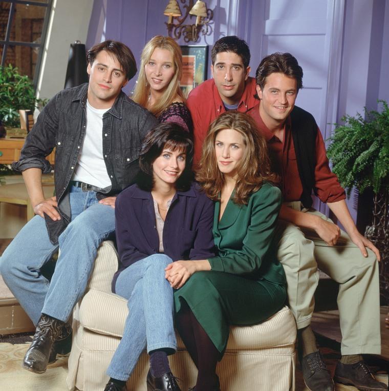 Image: Friends - Season 1