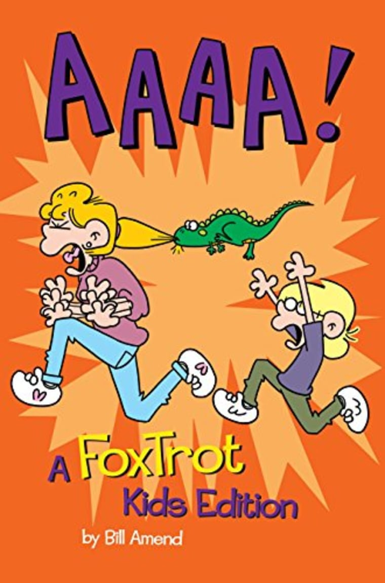 "AAAA!: A FoxTrot Kids Edition"" by Bill Amend"