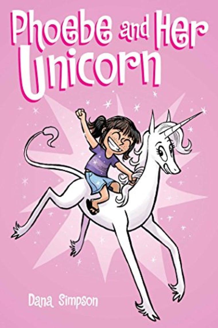 """Phoebe and Her Unicorn"" by Dana Simpson"
