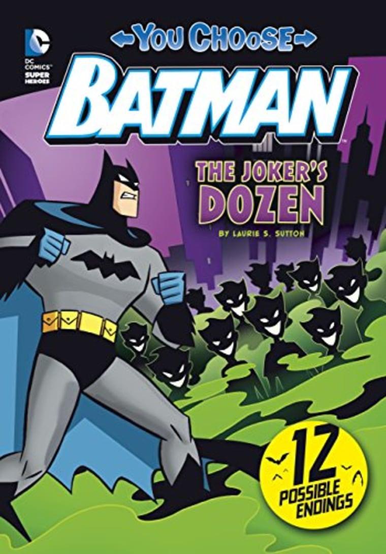 """""""The Joker's Dozen (You Choose Stories: Batman)"""" by Laurie S. Sutton"""