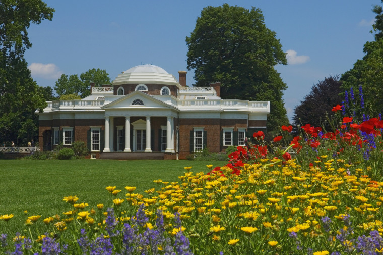 Historians Uncover Slave Quarters Of Sally Hemings At Thomas Jefferson S Monticello