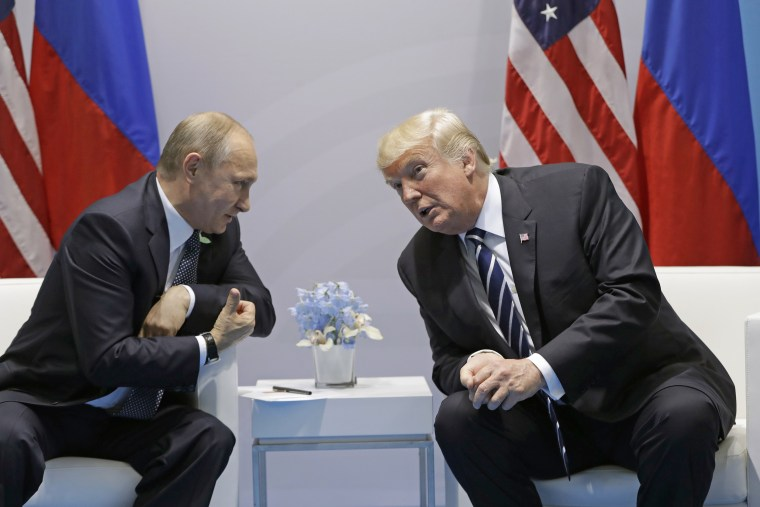 Image result for photos of trump putin in hamburg