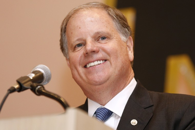 GOP's Byrne to challenge Sen. Doug Jones of Alabama in 2020