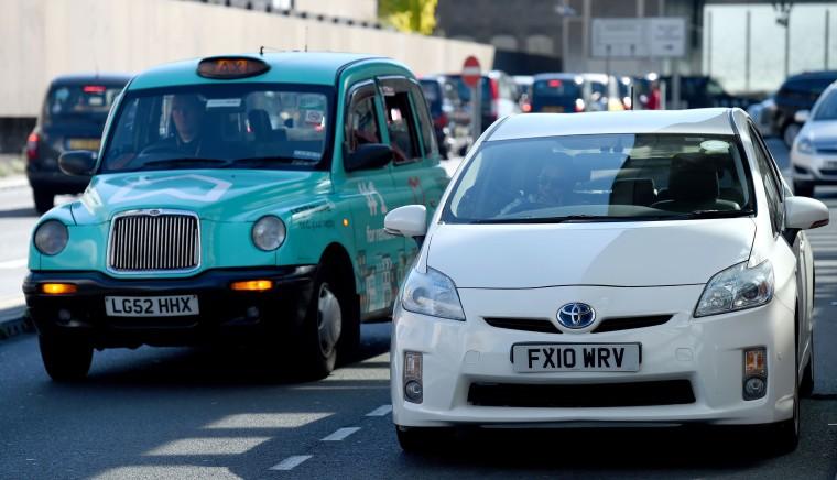 Image: Uber license