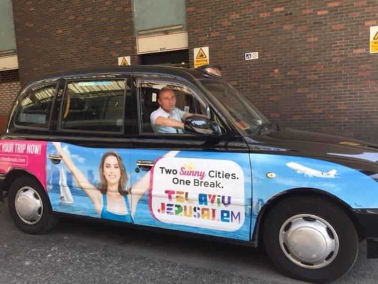 Image: Cab driver