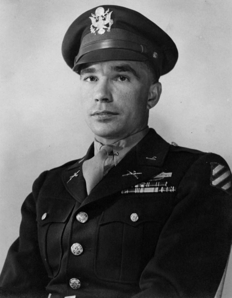 Image: 1st Lt. Garlin Conner