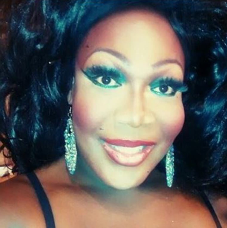 Image: Antash'a English, Transgender, Murder Victim, Jacksonville, FL