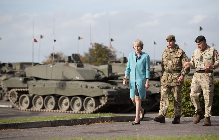 Image: Military Base In Salisbury