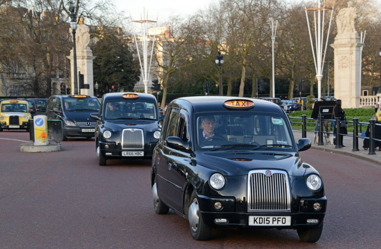 Black Cab Drivers See Themselves As The Gold Standard In Taxi Trade But Have Seen Real Incomes Stagnate Ios Ap