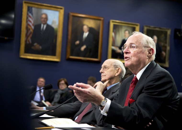Anthony Kennedy, Stephen Breyer