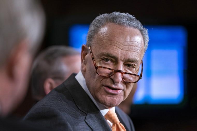 Image: Senate Democrats introduce immigration legislation