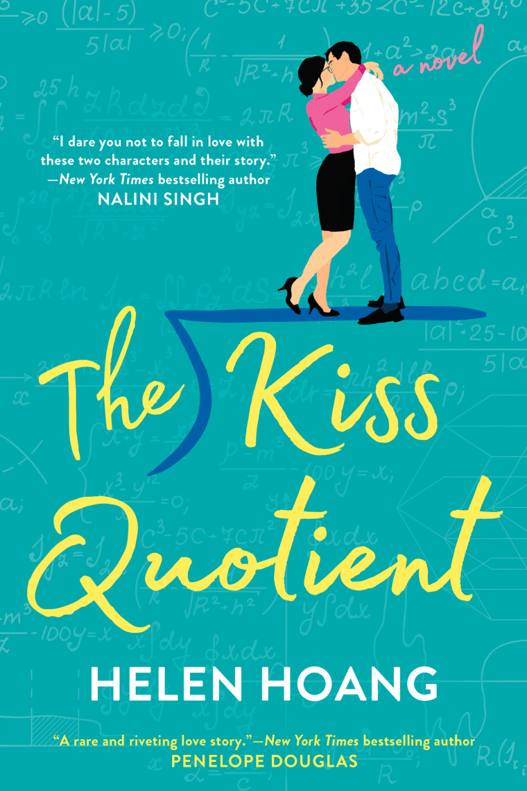 Image: The Kiss Quotient