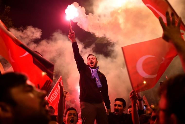 Image: TOPSHOT-TURKEY-POLITICS-ELECTION