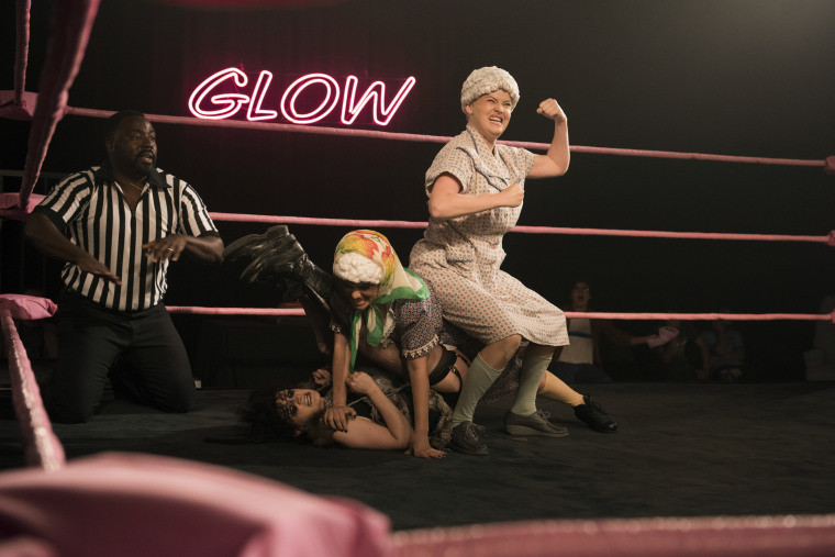 Image: Glow season 2