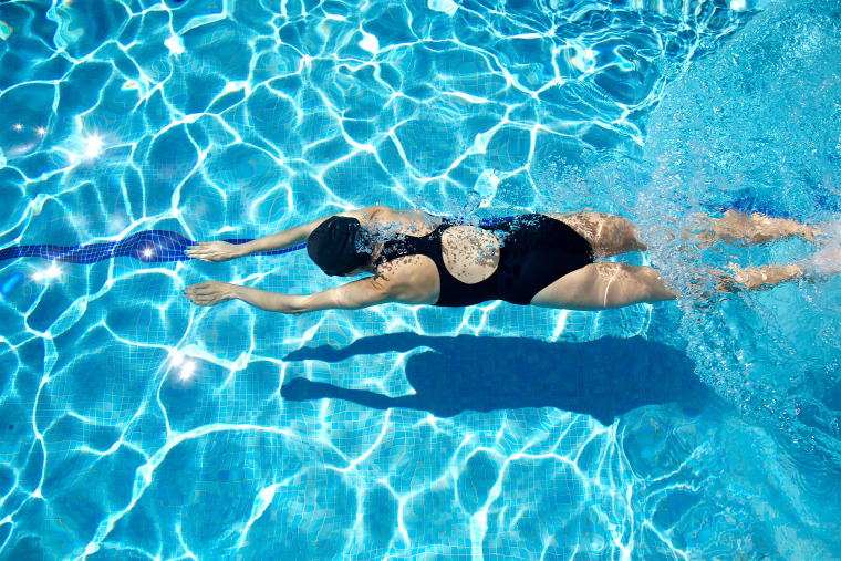 Image: Image: Image: Swimming