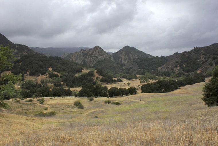 Image: Malibu Creek State Park